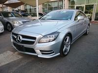 مرسيدس بنز الفئة-CLS 2012 CLS550 IMPORTED FROM JAPAN , 51000 KM ONLY