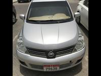 Nissan Tiida 2010 Nissan Tiida 2010 with low mileage of 12,0000...