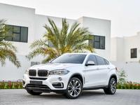 BMW X6 2015 Under Warranty - BMW X6 xDrive 50i - GCC - AE...