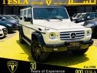 Mercedes-Benz G-Class 2015 G500 / G35 EDITION / EMC / GCC / 2015 / WARRA...