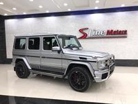 Mercedes-Benz G-Class 2017 Mercedes G63 2017 I GCC I Warranty I Service ...