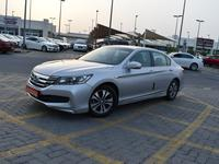 Honda Accord 2016 Honda Accord 2016 Silver GCC Original Paint