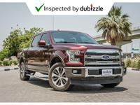 Ford F-Series Pickup 2017 AED2682/month | 2017 Ford F-150 King Ranch 3....