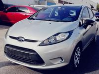 Ford Fiesta 2011 Alloy wheels GCC single owner lady