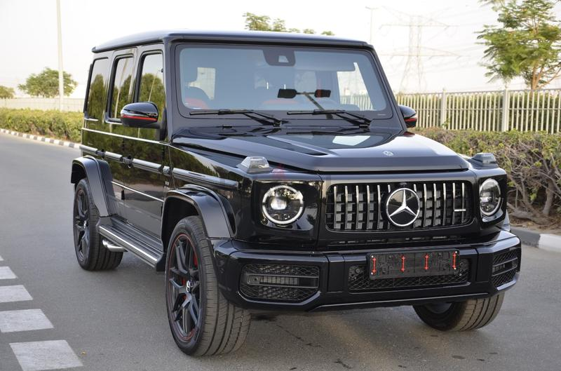 Mercedes G63 Edition NEW (INTERNATIONAL WARRANTY 2 YEARS)