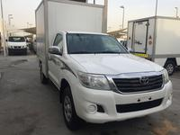 Toyota Hilux 2015 TOYOTA HILUX PICK UP CHILLER 4X4 GCC 2015 IN ...