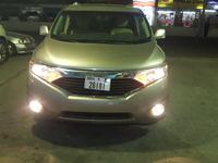 Nissan Van 2013 Nissan quest  2013  full option
