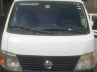 Nissan Van 2012 Nissan chiller van high roof from 1st owner 0...