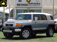 تويوتا اف جي كروزر 2017 2017 FJ CRUISER..TOP SPECS..UNLIMITED KMS WAR...