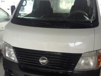 Nissan Van 2012 2012 Nissan Urvan Delivery van for at Sharjah