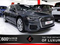 Audi A6 2019 [2019] AUDI A6 S-LINE WITH 3 YEAR WARRANTY  5...