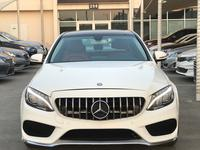 مرسيدس بنز الفئة-C 2016 MERCEDES-BENZ-C300-AMG-2016-AMERICAN CAR