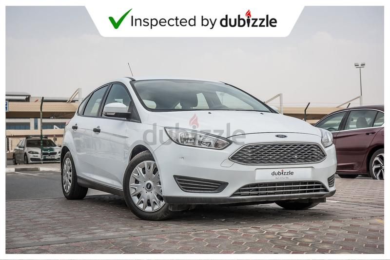 Inspected Car | 2015 Ford Focus 1 6L | Full Ford service history | Expat  owner | GCC specs