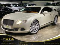 Bentley Continental GT-Speed W12, D...