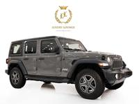 جيب Wrangler Unlimited 2019 2019 JEEP WRANGLER SPORT UNLIMITED,GCC SPECS,...