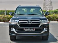 تويوتا لاند كروزر 2016 TOYOTA LAND CRUISER 2016 GXR V8 G.C.C WITH ON...