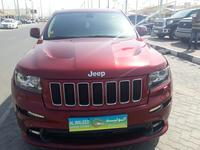 Jeep Grand Cherokee 2013 GRAND CHEROKEE SRT TOP OPTIONS GCC .IMMACULAT...