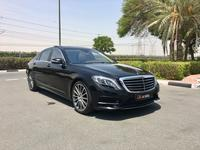 مرسيدس بنز الفئة-S 2014 MERCEDES S500 AMG 2014//GCC//FSH//4 BOTTOM//F...