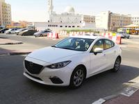 Mazda 3 2016 Mazda 3, GCC, 2016 model, EMI 460 only, Singl...