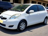 Toyota Yaris 2008 TOYOTA YARIS 2008 GCC SPECS HATCHBACK FIRST O...