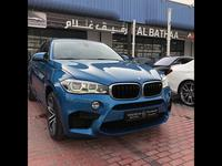 BMW X6 2016 2016 X6 M power only 60000 km