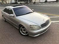 Mercedes-Benz AMG 1999 Mercedes S55L AMG /Japan spec full option cle...