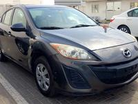 Mazda 3 2010 MAZDA 3, 2010, GREY, FULL AUTOMATIC, ACCIDENT...
