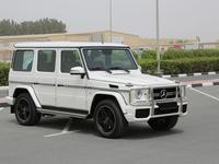 Mercedes-Benz G-Class 2014 Mercedes Benz G63 2014 GCC