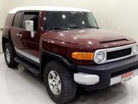 تويوتا اف جي كروزر 2010 FJ TOYOTA 2010 GCC 4x4 Full  number 1
