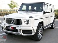 مرسيدس بنز الفئة-G 2019 MERCEDES-BENZ G63 AMG | 2019 | GCC | WARRANTY