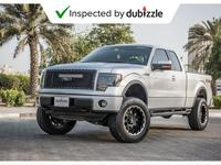 Ford F-Series Pickup 2014 AED1524/month | 2014 Ford F150 High Rider 6.2...