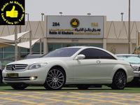 مرسيدس بنز الفئة-CL 2009 ALMOST NEW CAR.MERCEDES BENZ CL 500 CLASS..BU...