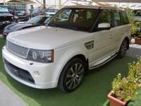 Land Rover Range Rover Sport 2009 RANGE ROVER SPORT  2009 MODEL GCC FULL OPTION...