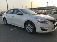 Nissan Altima 2014 Nissan Altima model 2014  Gcc very celen car