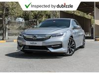 هوندا أكورد 2017 AED1304/month | 2017 Honda Accord Sport 3.5L ...