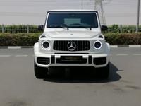 Mercedes-Benz G-Class 2019 Mercedes Benz G63   Edition 2019 pearly white