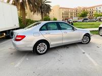 Mercedes-Benz C-Class 2013 Mercedes C180 2012 gcc 1.8 lit  with lather s...