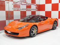 فيراري 458 2012 Ferrari 458 GCC 2012 special Colour
