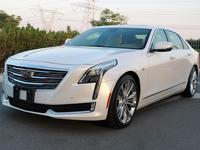Cadillac CT6 2017 Cadillac CT6 - 2017 Model GCC Specifications