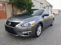 نيسان التيما 2015 2015 NISSAN ALTIMA 2.5L SV GCC UNDER WARRANTY...