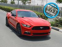 Ford Mustang 2016 Ford Mustang GT Premium, 5.0 V8 GCC with Warr...
