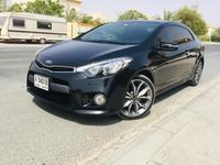 كيا سيراتو 2017 2017 cerato coupe Turbo 1.6. Gcc warranty