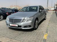 Mercedes-Benz E-Class 2010 MERCEDES BENZ E 350 - 2010 FULL OPTION