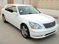 Lexus LS-Series 2006 Lexus LS 430 model 2006 full ultra