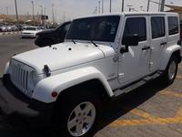 جيب Wrangler Unlimited 2012 JEEP WRANGLER SAHARA UNLIMITED GCC SPOTLESS 1...