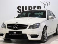 RESERVED // Mercedes-Benz C63 AMG /...