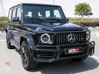 مرسيدس بنز الفئة-G 2019 MERCEDES-BENZ G63 AMG | 2019 | BRAND NEW | BL...