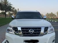Nissan Patrol 2013 Nissan patrol platinum with almost all option...