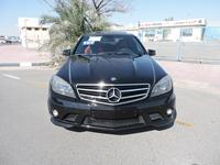Mercedes-Benz C-Class 2010 C63 Fresh import form japan