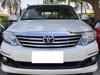 Toyota Fortuner 2013 GCC 2013 FORTUNER 4 cylinder 2.7L perfect con...